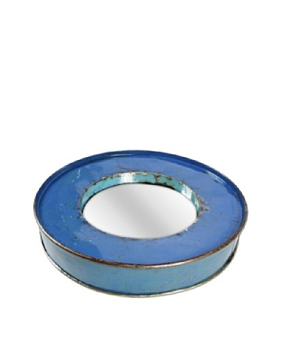 Foreign Affairs Kacat Mirror, Ocean Blue