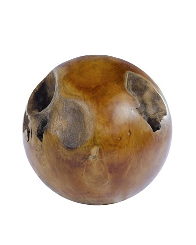 Foreign Affairs Decorative Teak Root Ball
