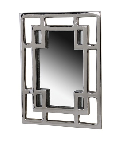 Foreign Affairs Wall/Standing Mirror, Medium