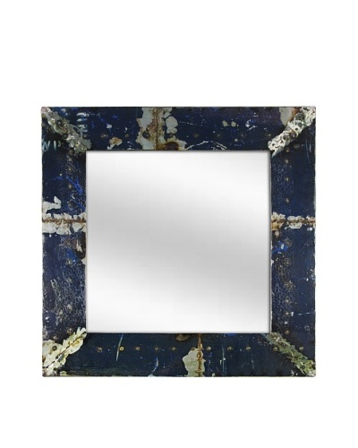 Foreign Affairs Kara Mirror, Dark Blue
