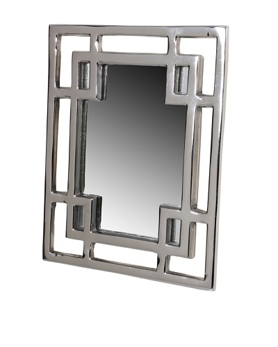 Foreign Affairs Wall/Standing Mirror, Large