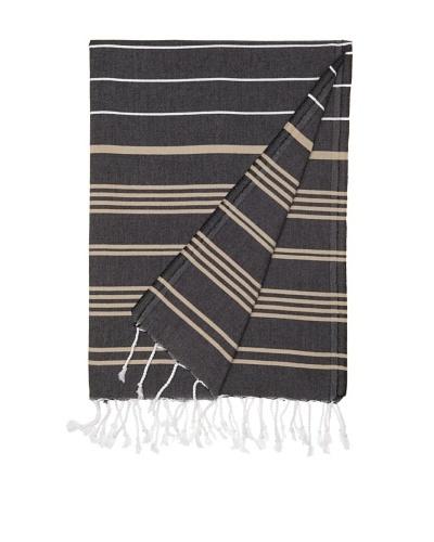 Nine Space Multi-Stripe Fouta Towel
