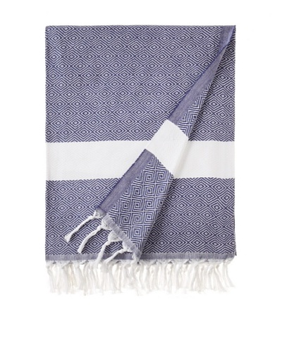 Nine Space Herringbone-Weave Fouta Towel