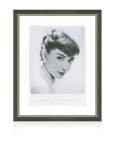 Audrey Hepburn Framed Print II