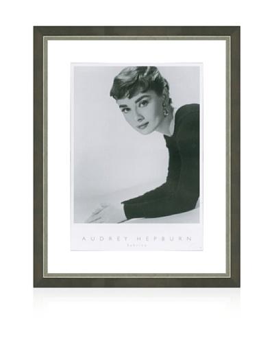 Audrey Hepburn Framed Print III