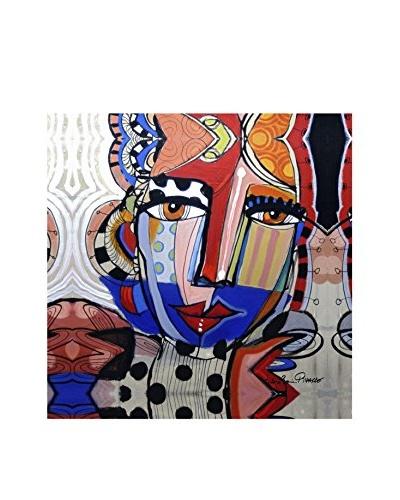 "Frederic Pissarro ""Modern Beauty"" Canvas Giclée Print"