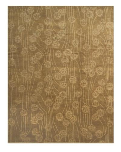 French Accents Art Nouveau Carpet [Gold]