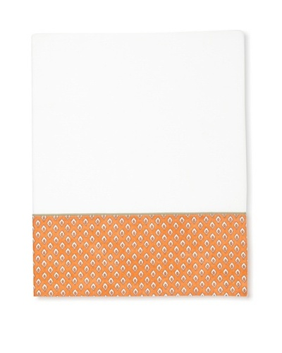 Edmond Frette Graniglia Top Sheet, Multi, Queen