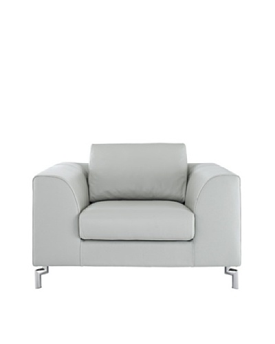 Furniture Contempo Angela Chair, Grey