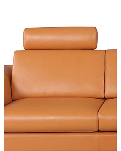 Furniture Contempo Angela Sofa/Sectional Headrest, Camel