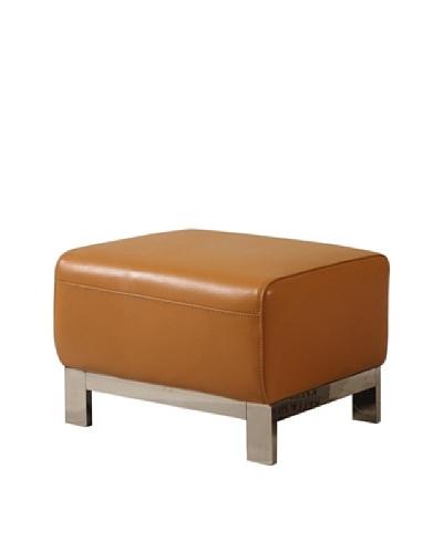 Furniture Contempo Erika Ottoman, Camel