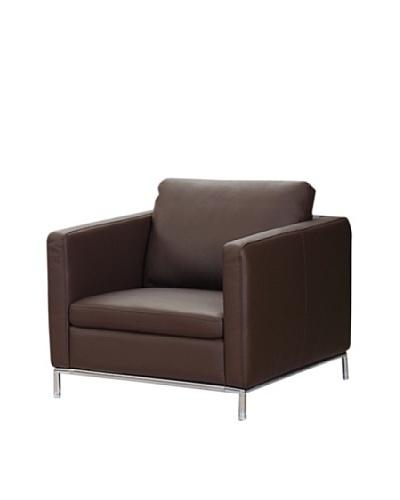 Furniture Contempo Dana Armchair, ChocolateAs You See