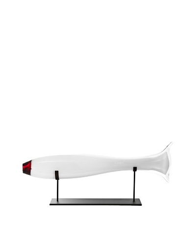 Fusion Z Coho Object with Stand, White/RedAs You See