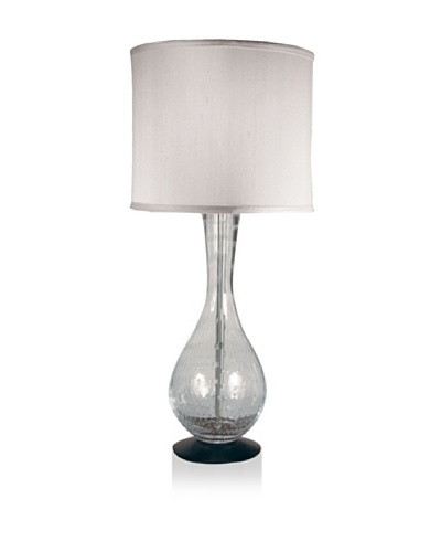 Fusion Z Glass Lighting Sanibel Table Lamp