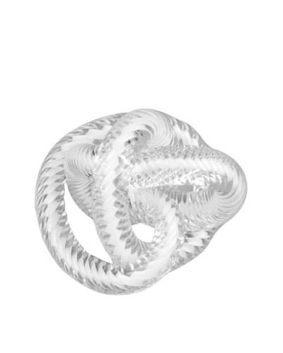 FusionZ White Crystal Knot [White]