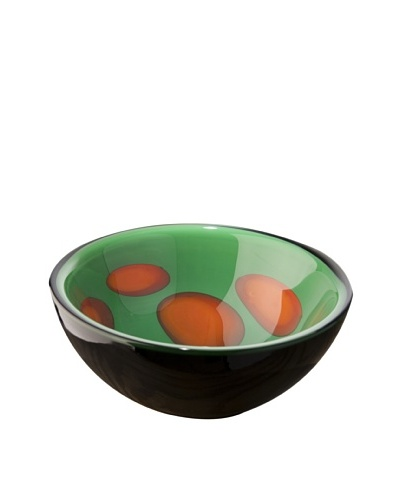 FusionZ Baronek Bowl [Black/Orange/Green]
