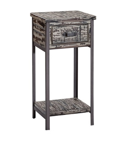 Gallerie Décor Soho Accent Table/Cabinet, BrownAs You See