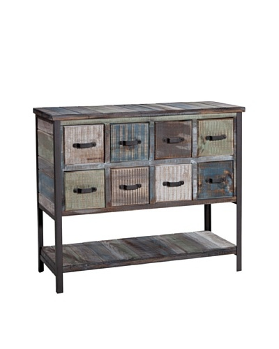 Gallerie Décor Soho Chest, Blue