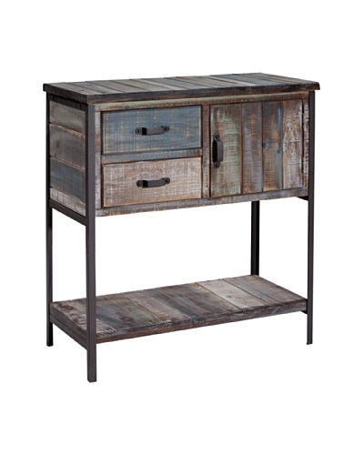 Gallerie Décor Soho Accent Chest, BlueAs You See