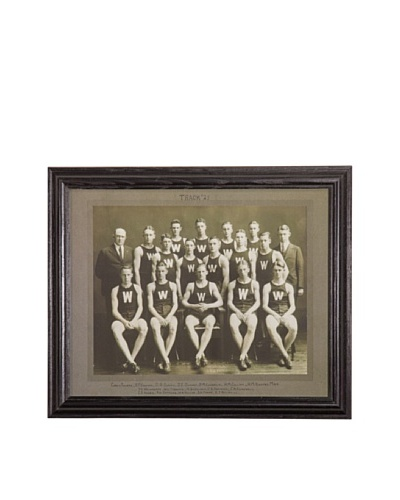"Gargoyles Ltd. Vintage Replica Team Photo Framed Art, 16"" x 20"""