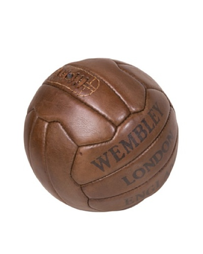Gargoyles Ltd. Vintage Replica Leather Soccer Ball