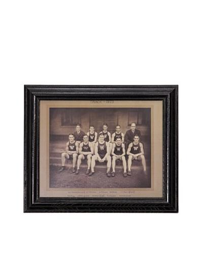 Gargoyles Ltd. Vintage Replica Team Photo Framed Art, 11 x 14