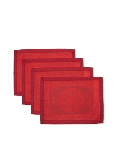 Garnier-Thiebaut Set of 4 Comtesse Placemats