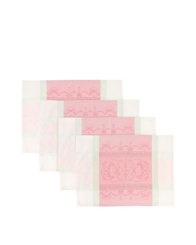 Garnier-Thiebaut Set of 4 Eugénie Placemats