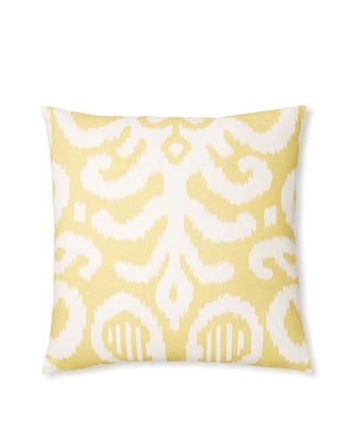 The Pillow Collection Teorra Ikat Decorative Pillow
