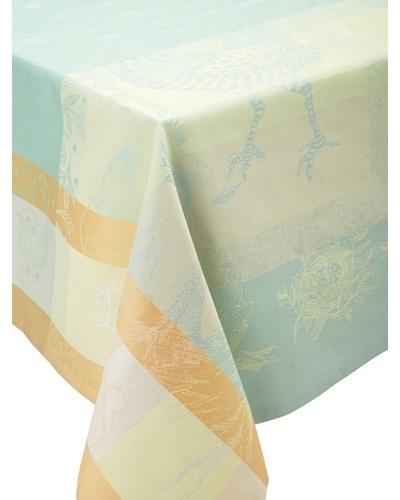 Garnier-Thiebaut Les Poules Tablecloth