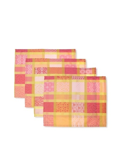Garnier-Thiebaut Set of 4 Mille Ladies Placemats