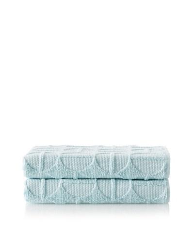 Garnier-Thiebaut Ligne O Bouleau Set of 2 Bath Towels