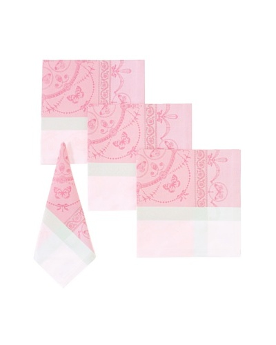 Garnier-Thiebaut Set of 4 Eugénie Napkins