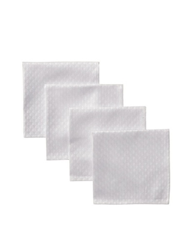 Garnier-Thiebaut Set of 4 Mirage Napkins, Grey