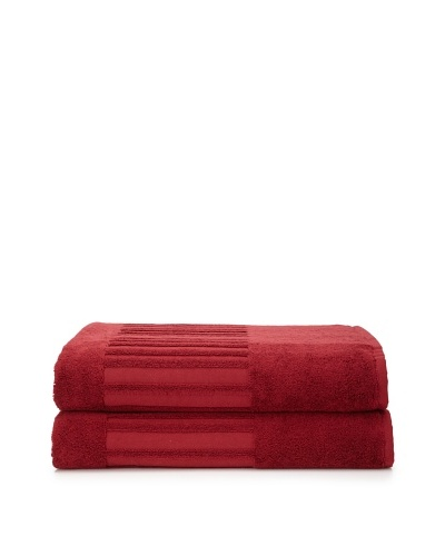 Garnier-Thiebaut Set of 2 Bath Sheets