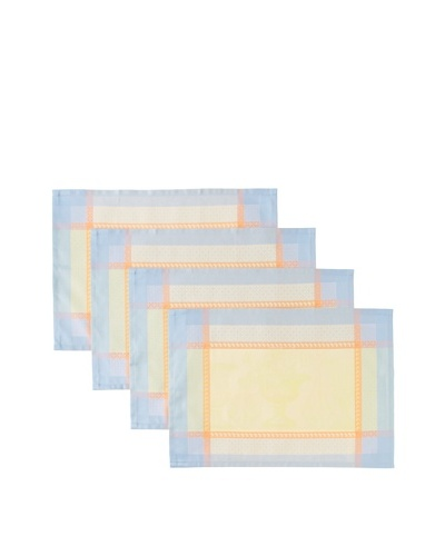 Garnier-Thiebaut Set of 4 Flânerie Placemats