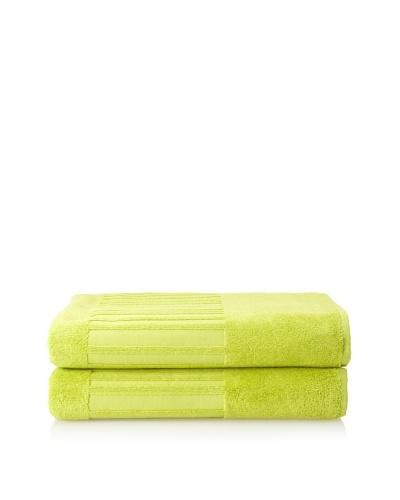 Garnier-Thiebaut Set of 2 Bath Sheets
