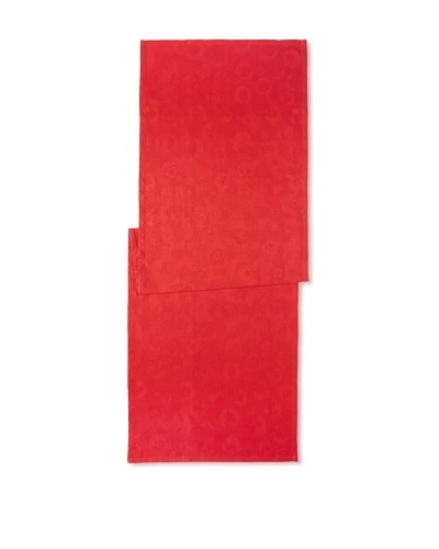 Garnier-Thiebaut Mille Pensées Runner, Scarlet, 22 x 71As You See