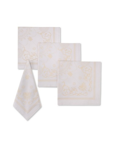 Garnier-Thiebaut Set of 4 Eloise Napkins