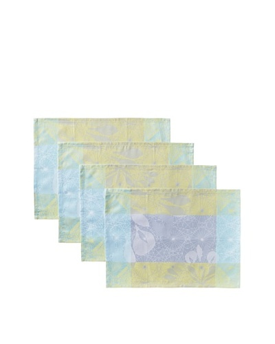Garnier-Thiebaut Set of 4 Galaxy Placemats, Sky