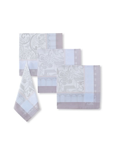 Garnier-Thiebaut Set of 4 Luxuriance Napkins, Alouette