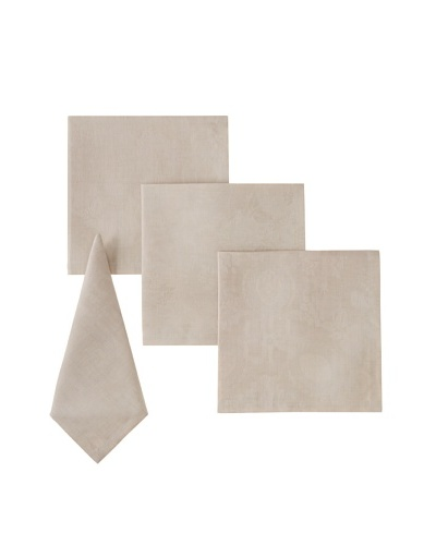 Garnier-Thiebaut Set of 4 Mille Datcha Napkins