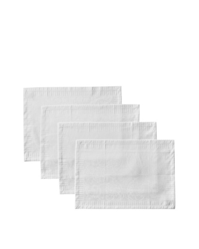 Garnier-Thiebaut Set of 4 Appoline Placemats
