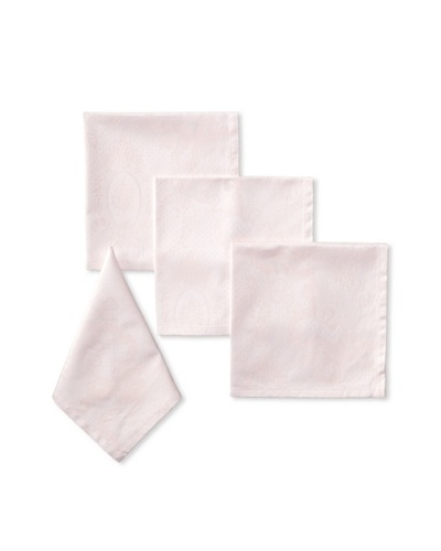 Garnier-Thiebaut Set of 4 Mille Rubans Napkins