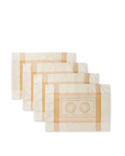 Garnier-Thiebaut Set of 4 Pantheon Placemats