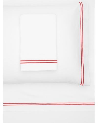 Garnier-Thiebaut Nice Sheet Set [Poppy Red]
