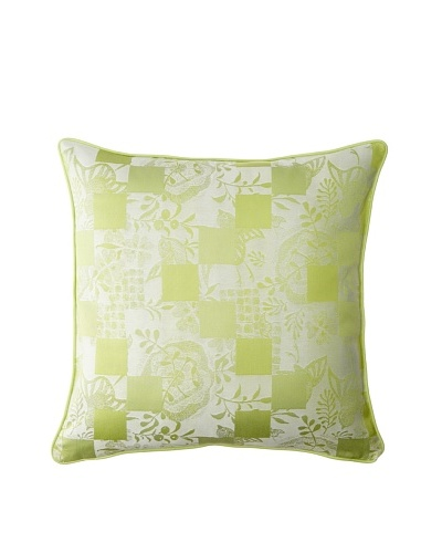 Garnier-Thiebaut Mille Birds Garden Cushion