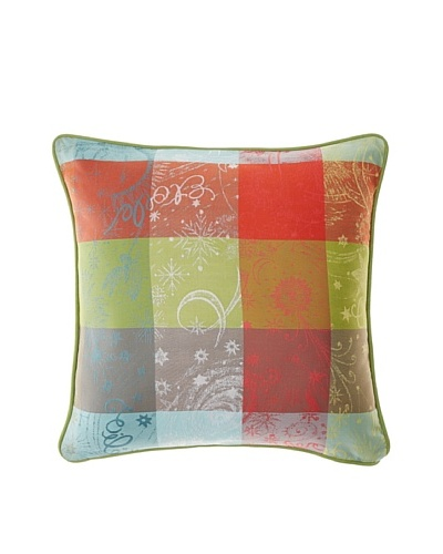 Garnier-Thiebaut Mille Couleurs Paris Cushion