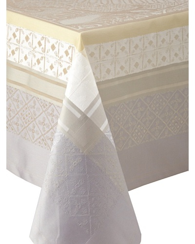 Garnier-Thiebaut Isaphire Tablecloth
