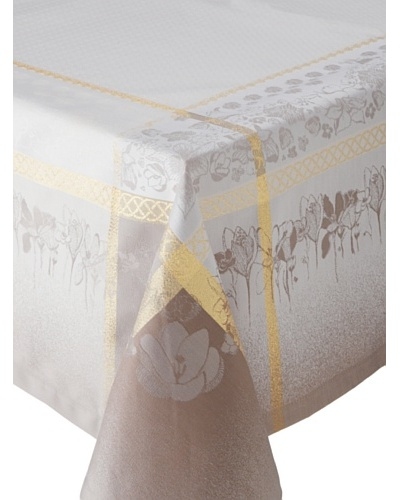 Garnier-Thiebaut Perce Neige Tablecloth